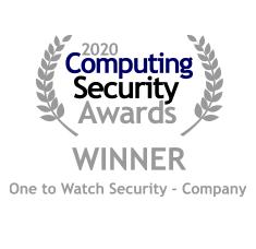 2020 Computer Security Awards Winner